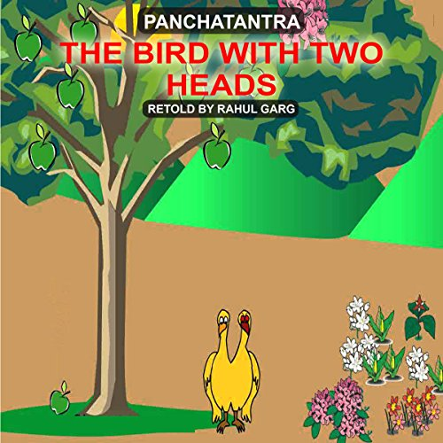 The Bird with Two Heads audiobook cover art