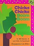 Chicka Chicka Boom Boom.