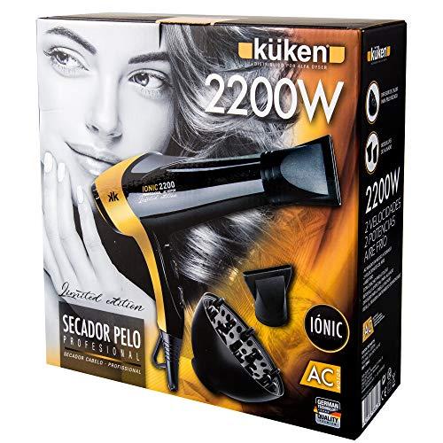 Secador de pelo kuken 2200w