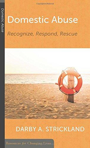 Domestic Abuse: Recognize, Respond, Rescue