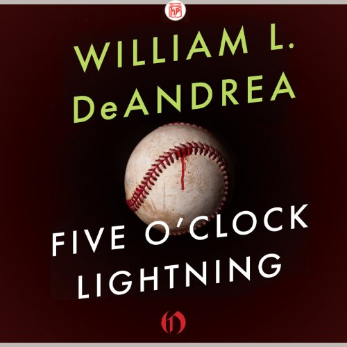 Five O'Clock Lightning audiobook cover art