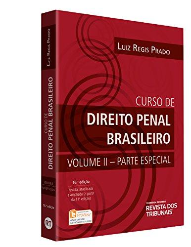 Curso de Direito Penal Brasileiro - Parte Especial. Volume 2
