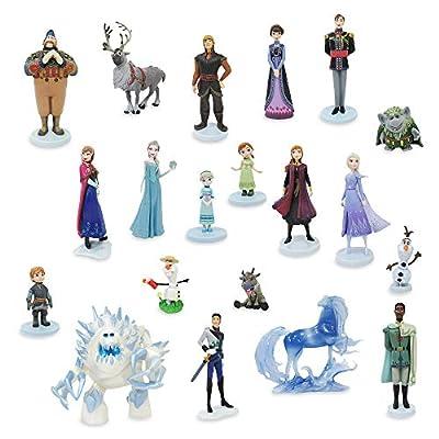 Disney Frozen and Frozen 2 Mega Figure Set