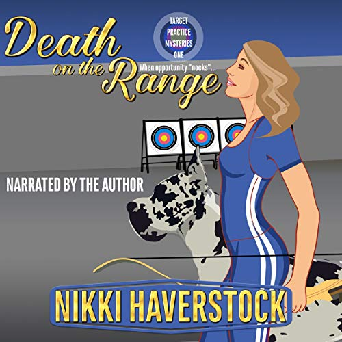 Death on the Range: Target Practice Mysteries audiobook cover art