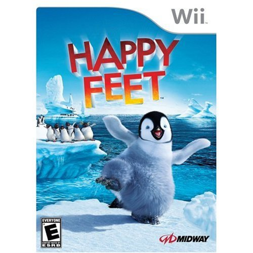 Happy Feet / Game by Midway