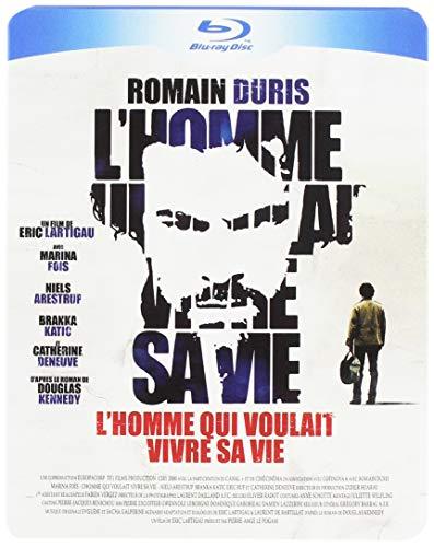 L Homme Qui Voulait Vivre Sa Vie Blu-Ray+Dvd +Livret [Edizione: Francia] [Italia] [Blu-ray]