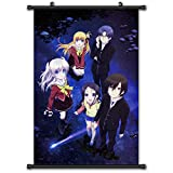 Anime Poster Charlotte Wall Scroll Posters Home Decoration (16
