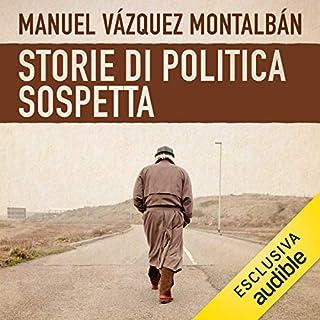 Storie di politica sospetta copertina