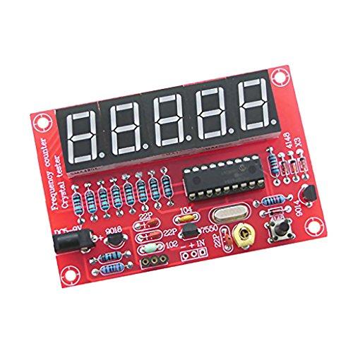Frequenzzähler Tester Modul, 80x53mm