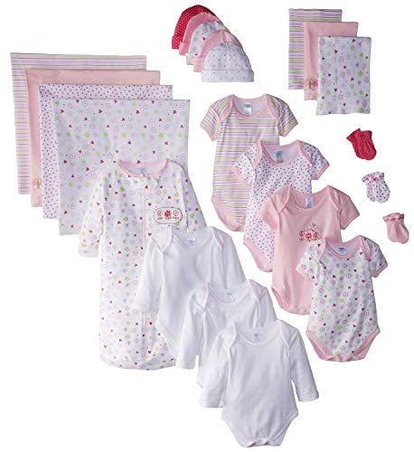 Baby Girls' Layette Sets