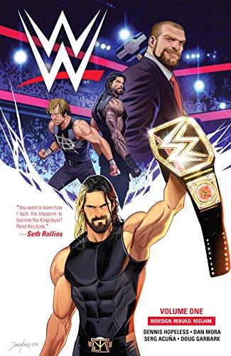 WWE Vol. 1: Redesign. Rebuild. Reclaim. (English Edition)