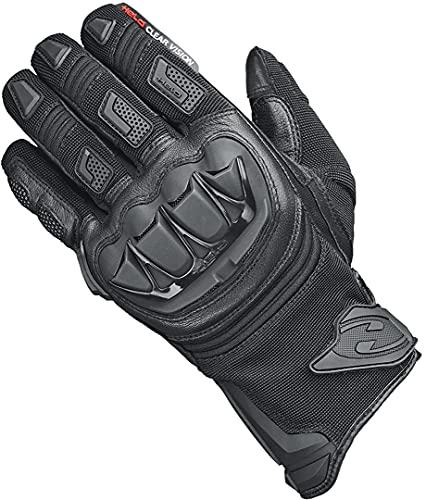 Held Motorradhandschuhe lang Motorrad Handschuh Sambia Pro Cross-/Enduro Handschuh schwarz 12, Herren, Cross/Offroad, Ganzjährig, Leder