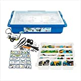 280 LEGO system building elements WeDo 2.0 Smarthub – The Smarthub is an electronic system based building brick that is part of the LEGO Power Functions (LPF) 2.0, a new technology platform for LEGO Education. t has built-in Bluetooth low energy to w...