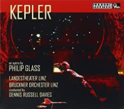 Glass: Kepler by Philip Glass (2011-02-08)