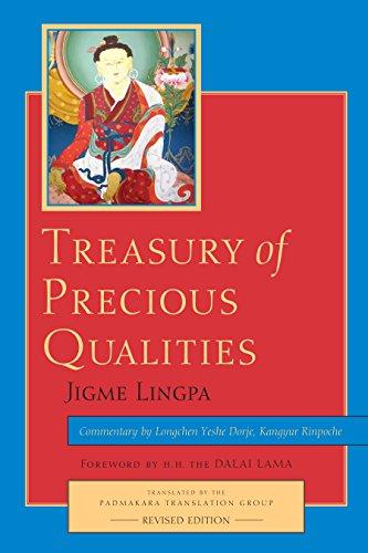 Treasury of Precious Qualities: Book One: 1