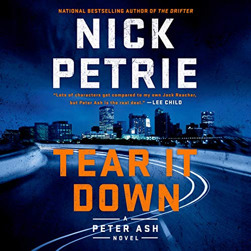 Tear It Down audiobook cover art