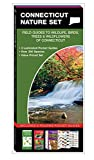 Connecticut Nature Set: Field Guides to Wildlife, Birds, Trees & Wildflowers of Connecticut