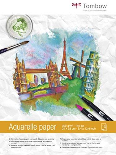 Tombow PB-AQUA Aquarel Papier Pad
