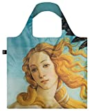 LOQI MUSEO SANDRO BOTTICELLI bolsa de la compra bolsa de asa de viaje, 50 cm, El nacimiento de Venus