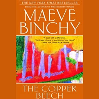 The Copper Beech audiobook cover art