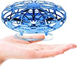 Cypin UFO Mini Drone for Kids Flying Ball Toys Hand Controlled Rechargeable Quadcopter