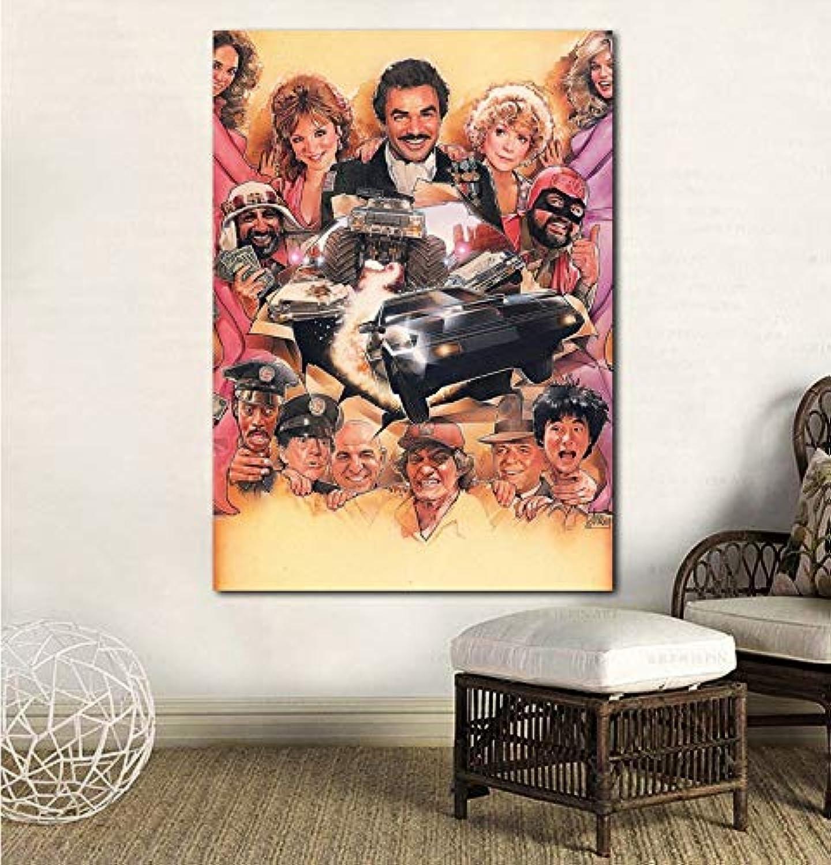 punto de venta de la marca UDIYXC Cartel Película Película Película Arte Lienzo Pintura Impresión Arte de la Parojo Decoración para el hogar Sin Marco 60x80cm  de moda