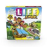 Hasbro Gaming The Game of Life Junior Juego de Mesa para niños de 5 años, Juego para 2 a 4 Jugadores