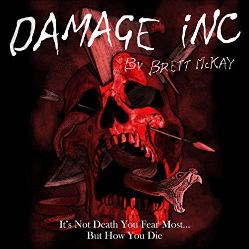 Damage Inc. cover art