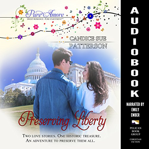 Preserving Liberty: Pure Amore audiobook cover art