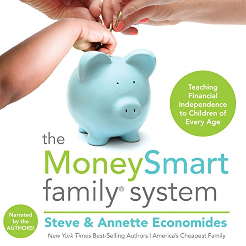 The MoneySmart Family System audiobook cover art