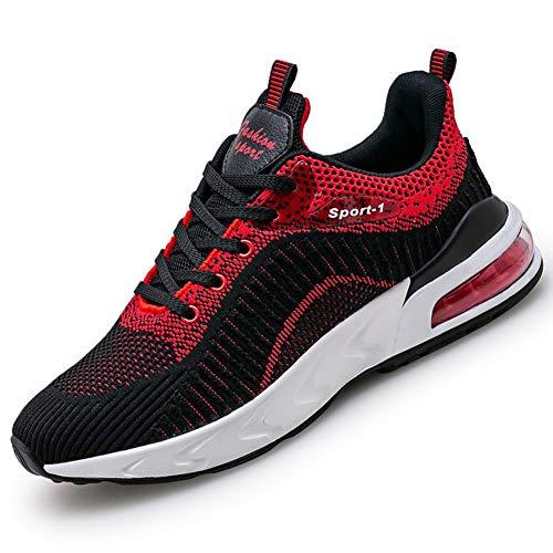 DimaiGlobal Sportschuhe Herren Straßenlaufschuhe Joggingschuhe Walkingschuhe Atmungsaktiv Laufschuhe Leichtgewicht Fitness Turnschuhe Tennisschuhe Sneakers