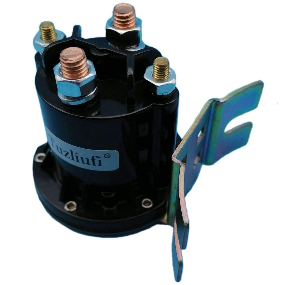 Tuzliufi Ranking TOP18 Max 58% OFF Starter Solenoid Relay Switch Packs Hydraulic Power for