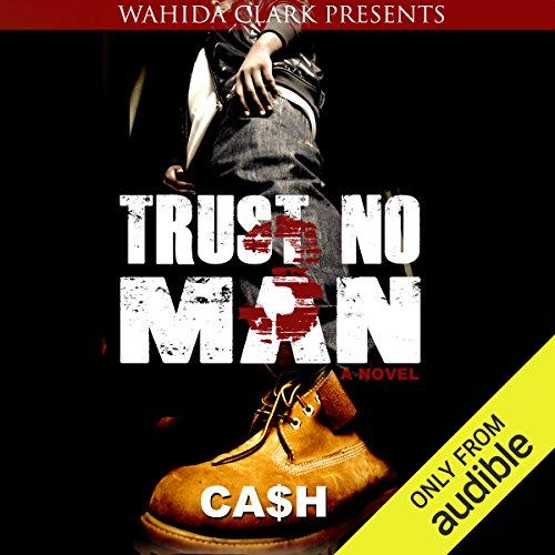 Trust No Man 3 audiobook cover art
