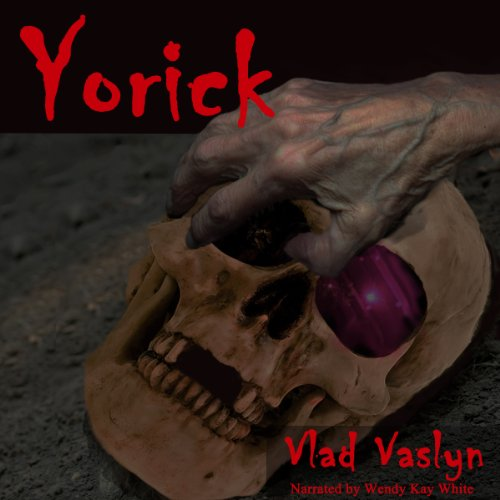 Yorick audiobook cover art