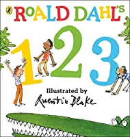 Roald Dahl's 123: Counting Board Book (Dahl Picture Book)