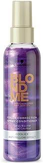 Schwarzkopf Professional Blondme Spray Corrector del Color y Acondicionador - 150 ml