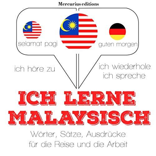 Ich lerne Malaysisch Titelbild