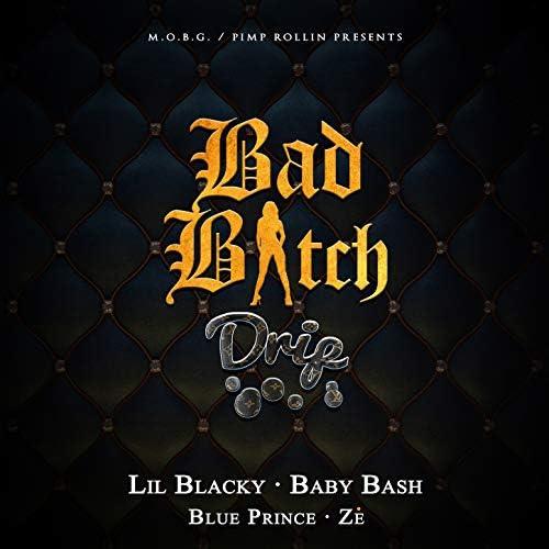 Lil Blacky feat. Baby Bash, Blue Prince & Ze