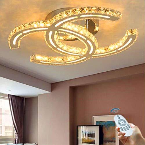 LED Deckenleuchte Kreative K9 Kristall...