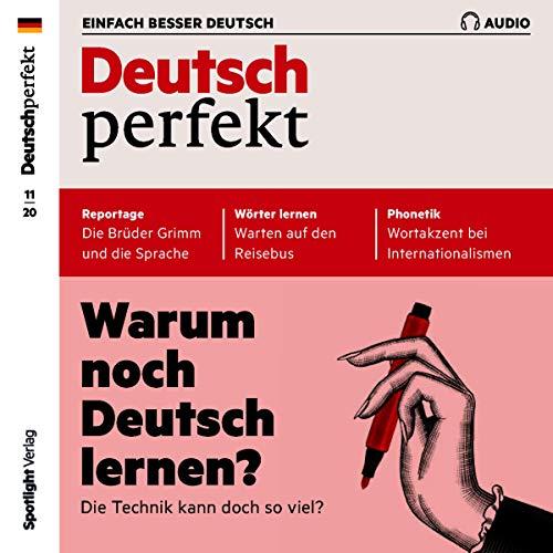 Deutsch perfekt Audio 11/2020  By  cover art