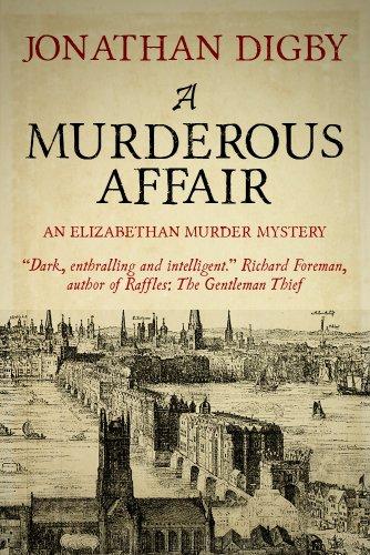 A Murderous Affair by Jonathan Digby ebook deal