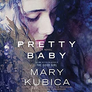 Pretty Baby     A Novel              By:                                                                                                                                 Mary Kubica                               Narrated by:                                                                                                                                 Cassandra Campbell,                                                                                        Tom Taylorson,                                                                                        Jorjeana Marie                      Length: 12 hrs and 7 mins     4,059 ratings     Overall 4.1