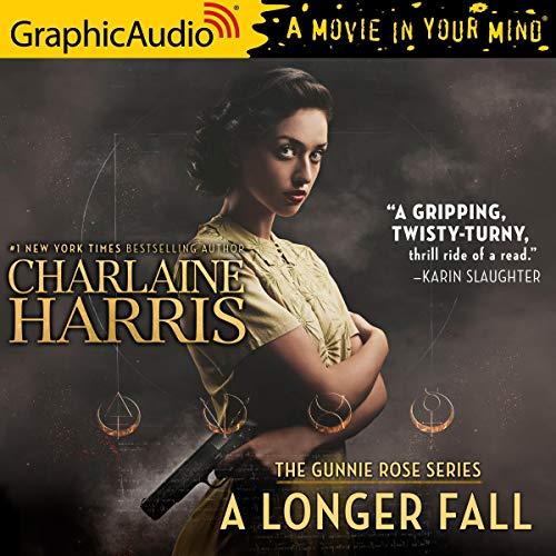 Couverture de A Longer Fall [Dramatized Adaptation]