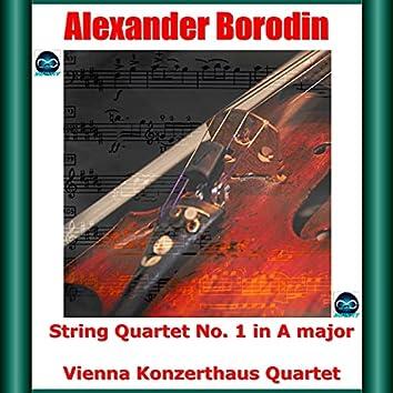 Borodin: String Quartet No.1 in A major
