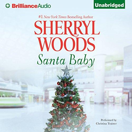 Santa Baby audiobook cover art