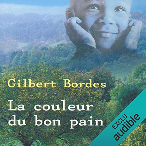 La couleur du bon pain  audiobook cover art