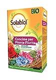 Solabiol - Abono granular biológico para Plantas Florales, 750 g