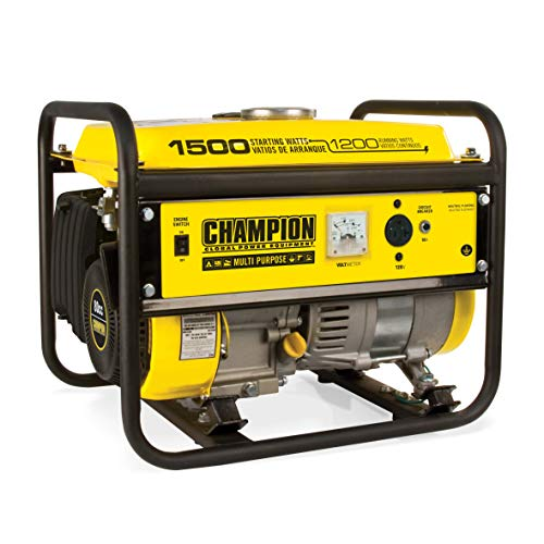 Champion Power Equipment 200915 1200-Watt Portable Generator