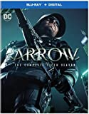 Get Arrow Season 5 on Blu-ray/DVD at Amazon