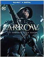 Arrow: The Complete Fifth Season [Edizione: Stati Uniti] [Blu-Ray] [Import]